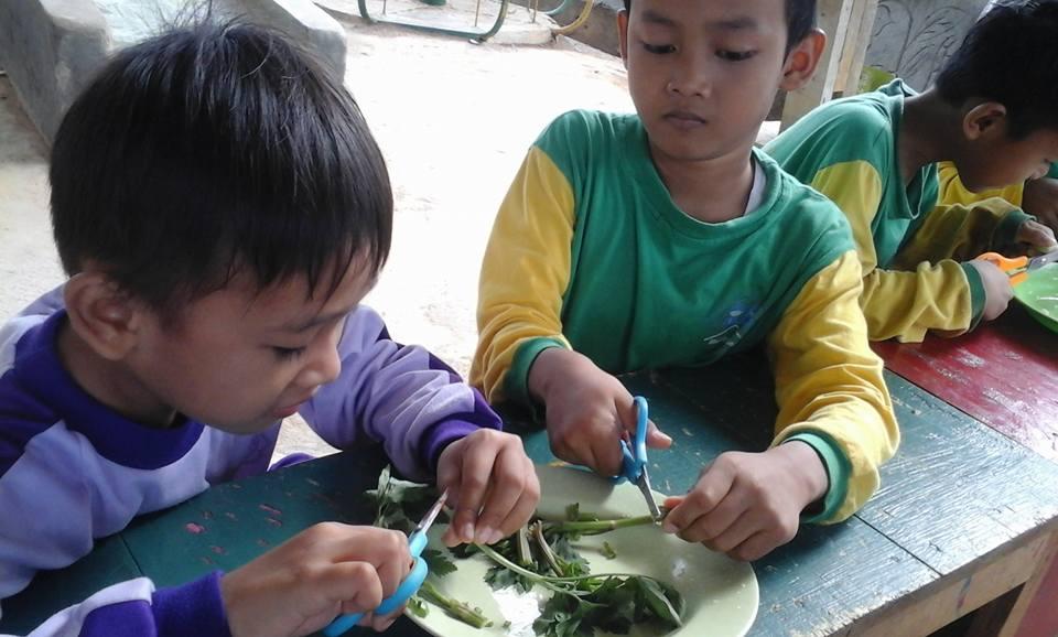 8 Manfaat Masak untuk Anak