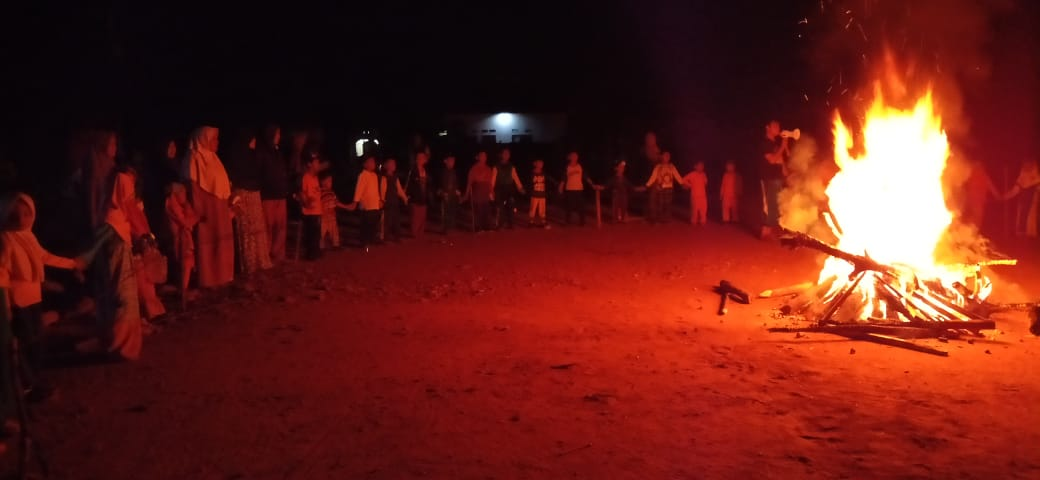 Kegiatan Super Camp Ulul Albaab 2020 yang super keren