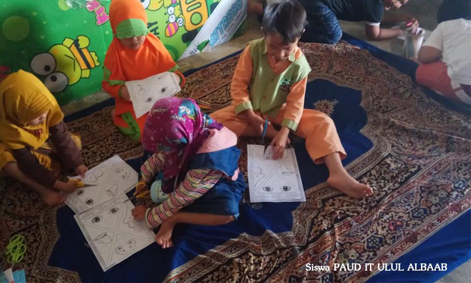 Rahasia Nikmat Mendidik Anak