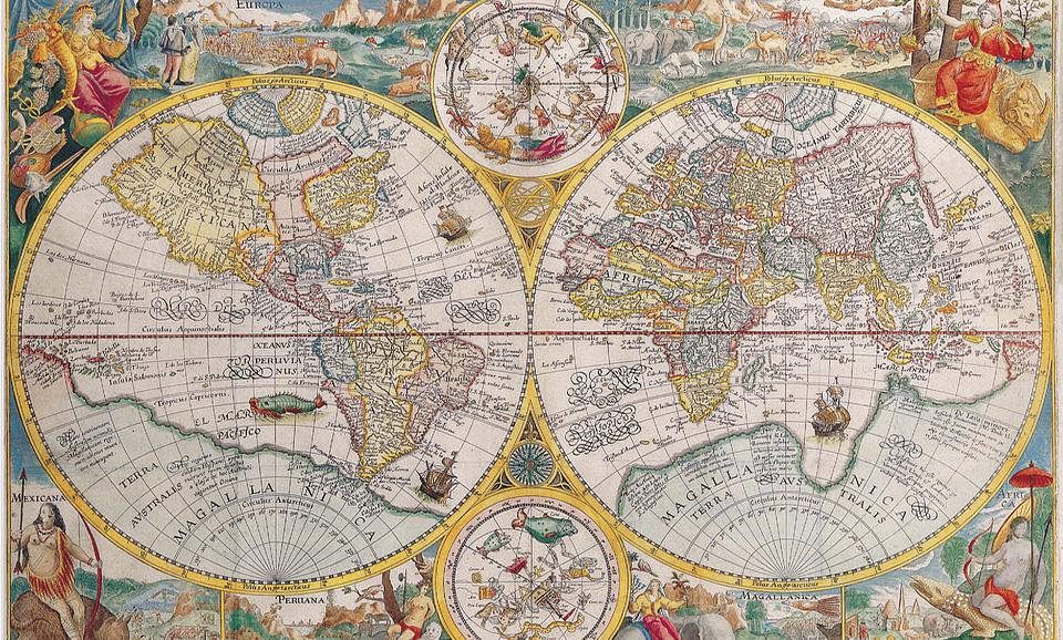 Ajarkan Geografi, Anak-Anak akan Punya Cita-Cita Tinggi